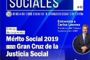 Revista del Consejo General de Graduados Sociales Nº 40
